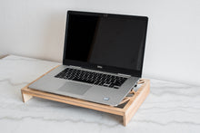 Load image into Gallery viewer, Wooden lap top stand Lap top Tray lap top table laptop holder - EWART WOODS