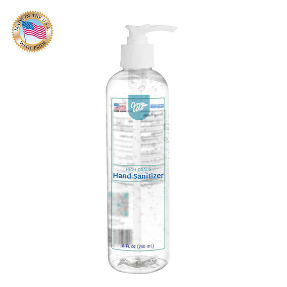 Gel Hand Sanitizer (8oz)