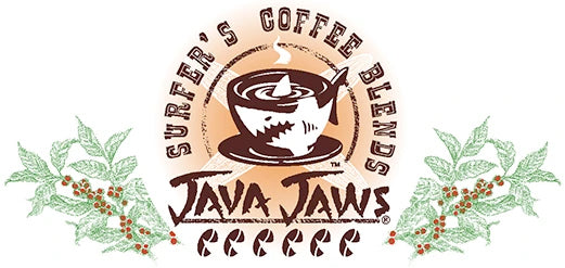 Surfers Coffee Blends - Java Jaws Art