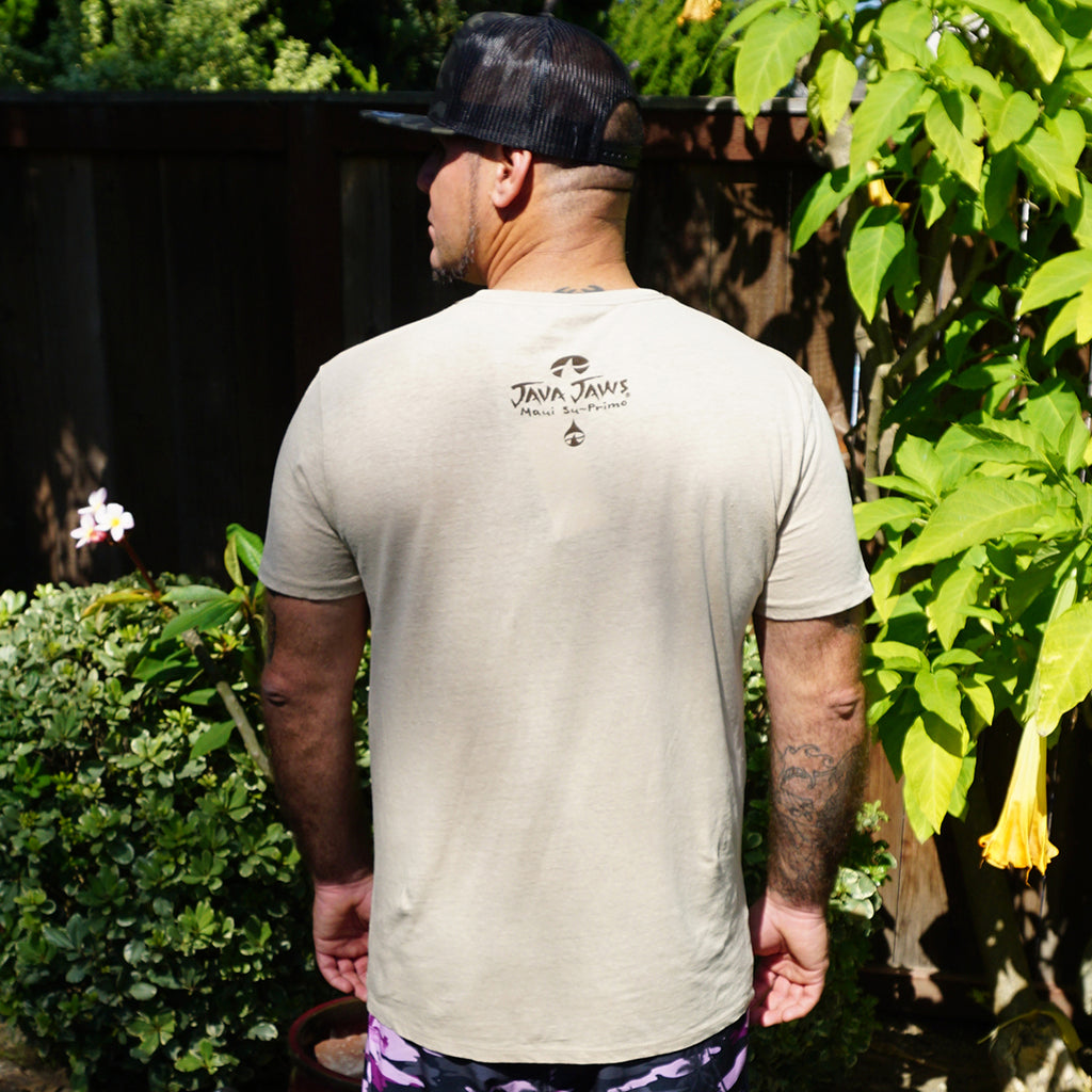 "9. ""TATTO CHARGER"" ONNO MENS TEE"