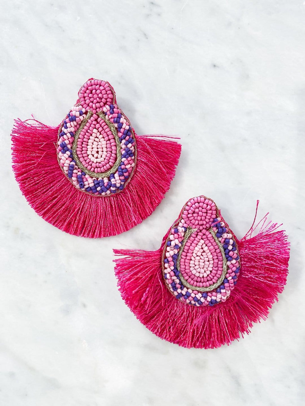 Riya Beaded Earrings