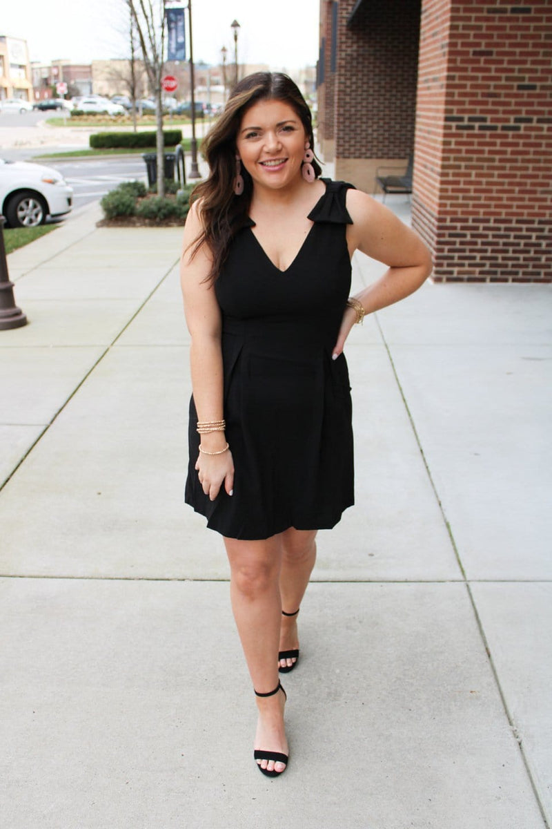 Timeless Black Dress