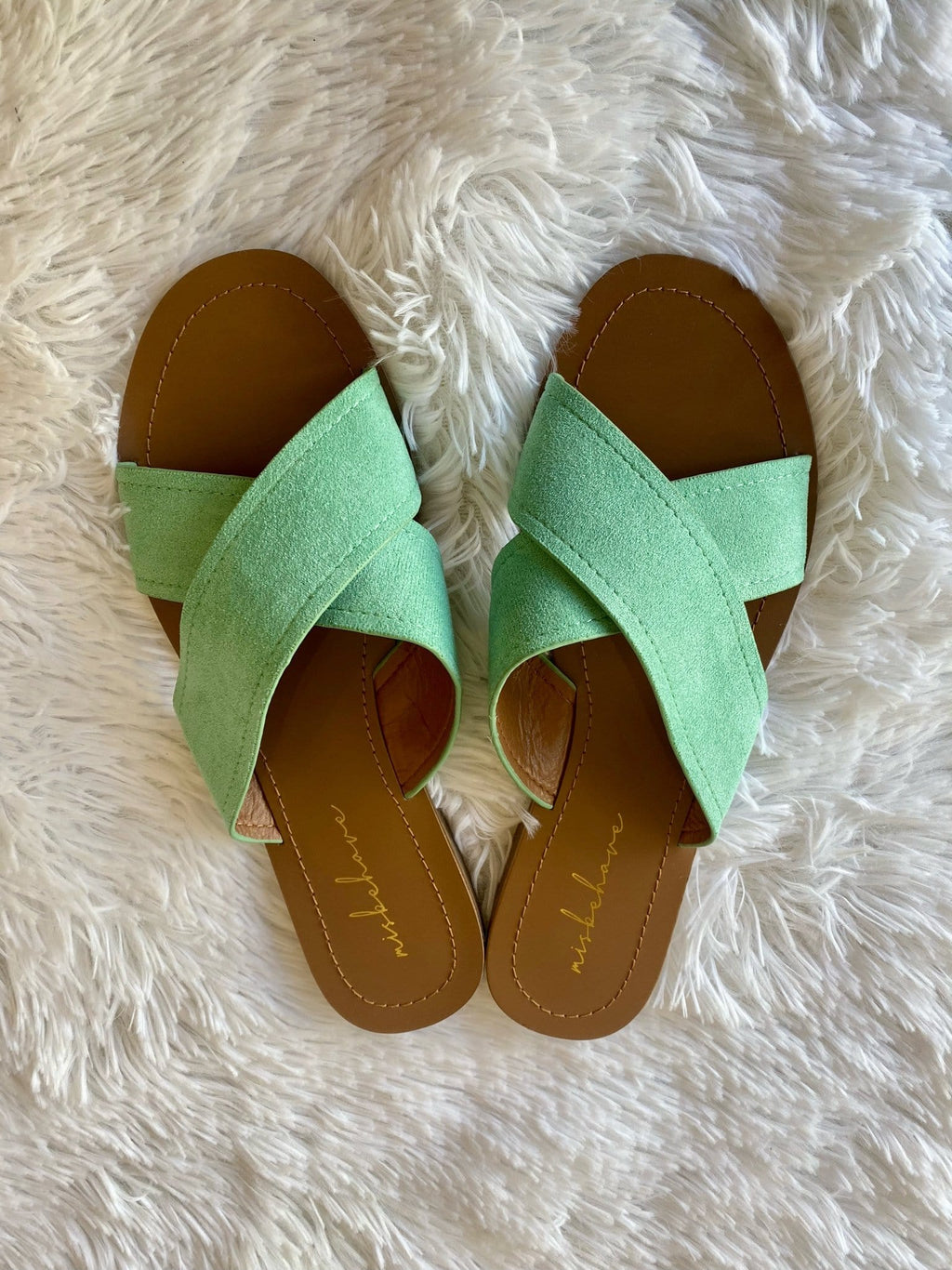 Palm Beach Slides, Mint