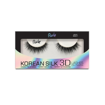 Pestañas postizas Korean Silk 3D