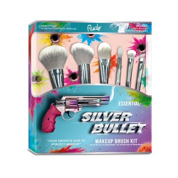 Silver Bullet Makeup Brush Kit (Brochas para maquillaje)