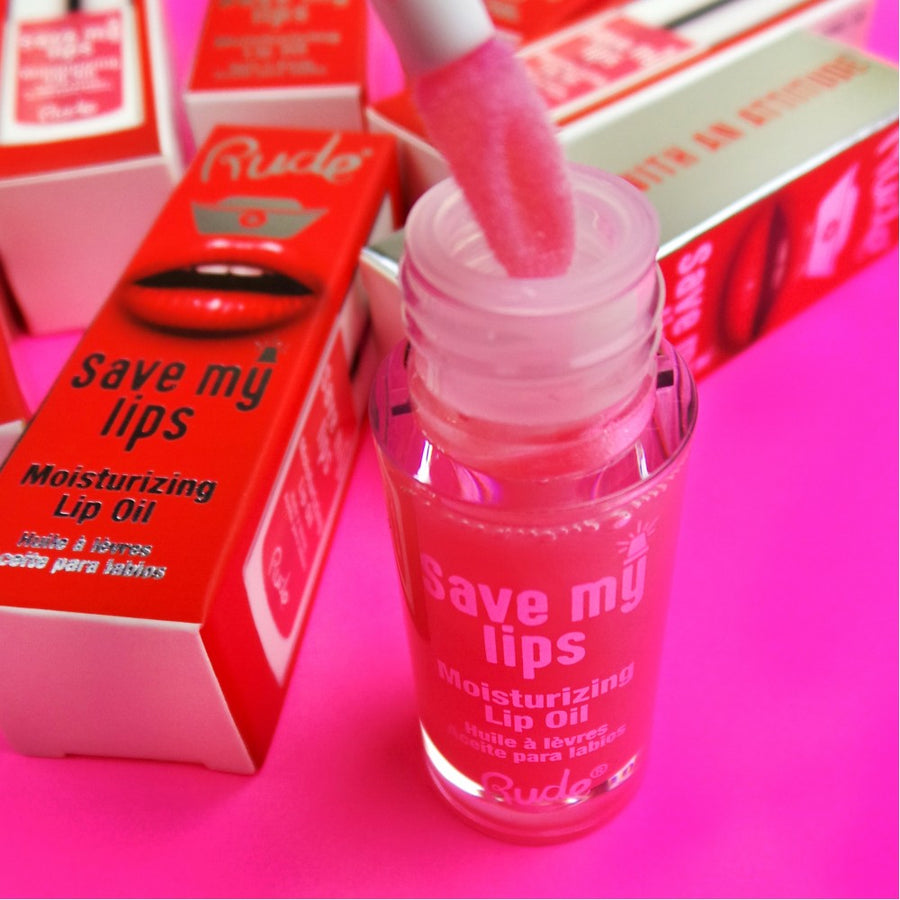 Save My Lips - Moisturizing Lip Oil (Aceite Labial humectante)