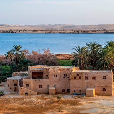 Siwa another gift from god to Egypt