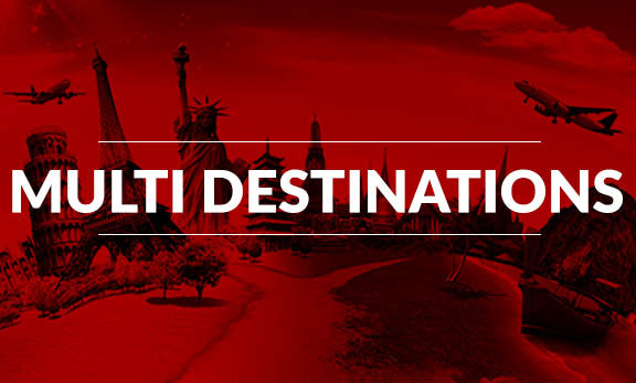 Multi Destinations trips
