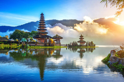 Bali and Dubai Honeymoon 8 Days Trip