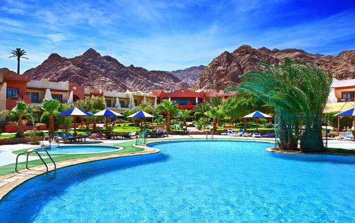 Rixos Sharm El-Sheikh & Le Meridien Dahab 7 Days Honeymoon Trip