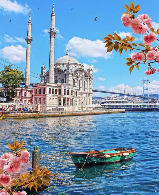 Istanbul New Year 6 Days