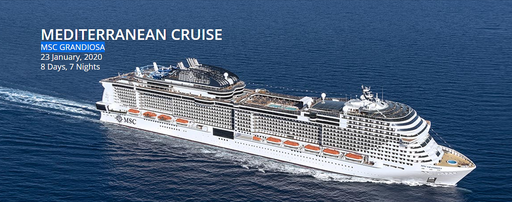 MEDITERRANEAN CRUISE 8 Days Trip