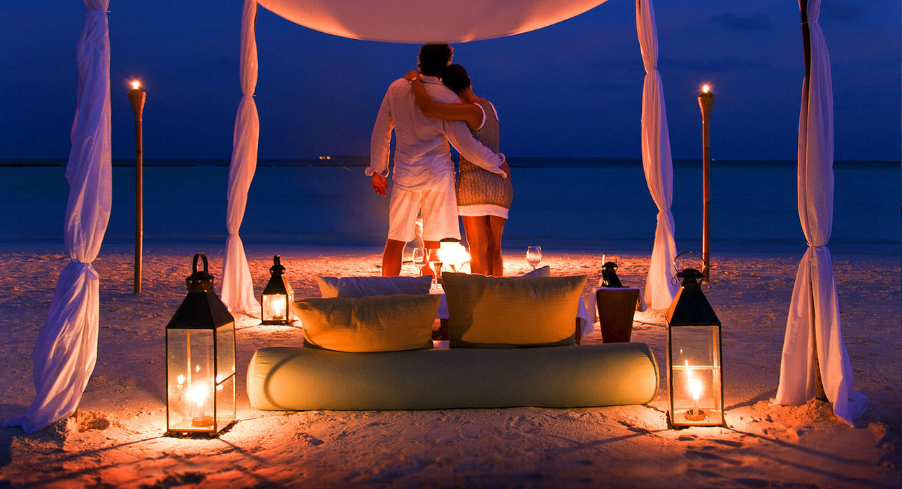 Maldives and Dubai Honeymoon 8 Days Trip