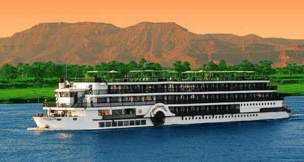 Nile Cruise Luxor & Aswan 4 Days Trip