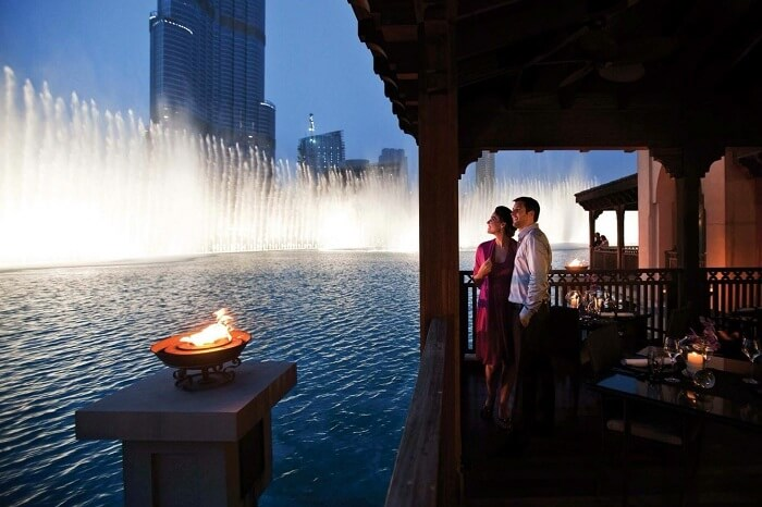 Dubai Honeymoon 5 Days Trip