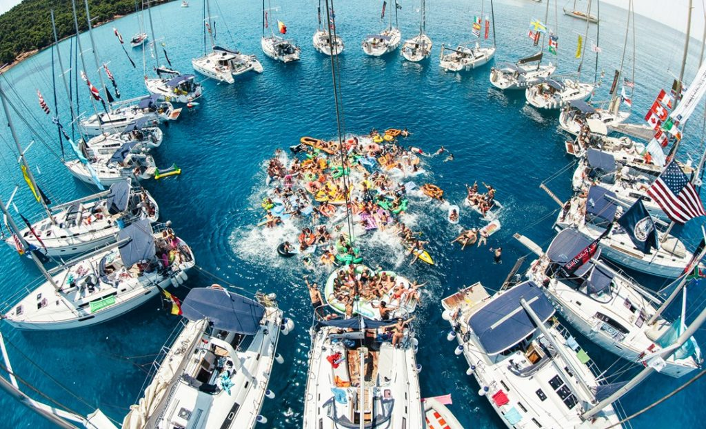 "Yacht Week ""Croatia Original"" 7 Days Trip"