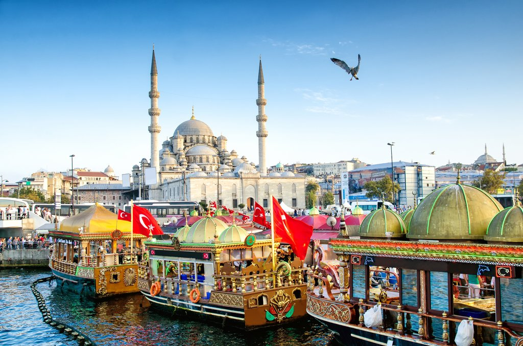 Istanbul Red Friday 6 Days