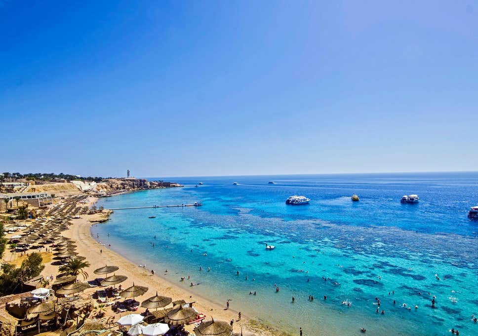 Sharm El Sheikh Honeymoon 5 days Trip