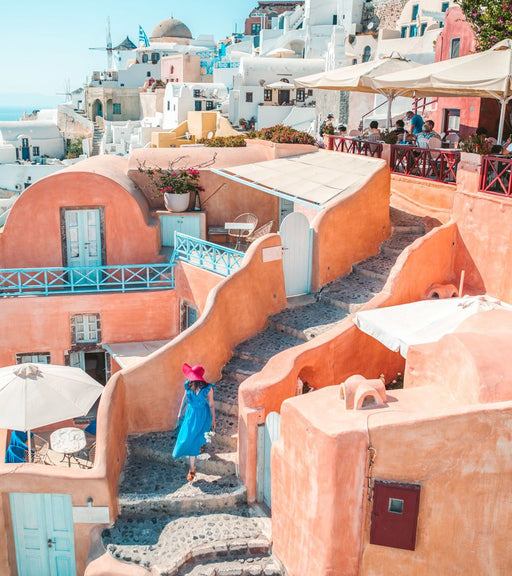 Santorini Honeymoon 7 Days Trip