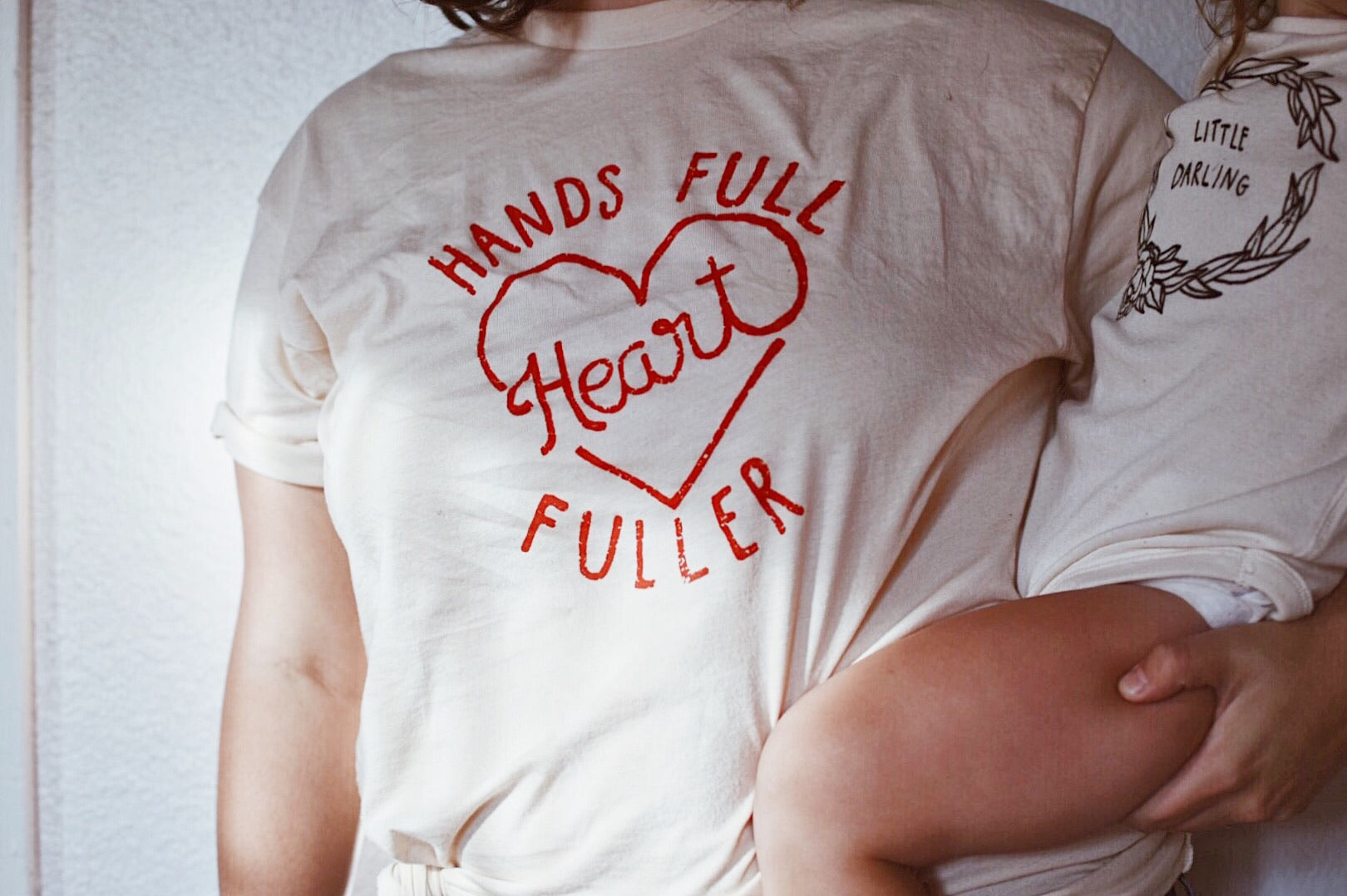 Hands Full, Heart Fuller