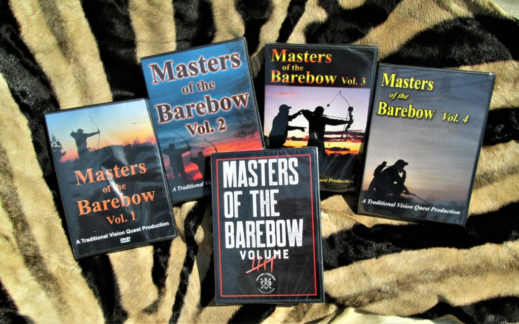 Masters of Barebow DVD Series