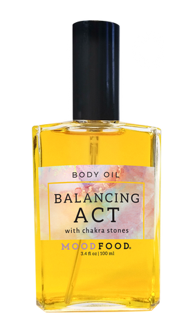 Balancing Act Crystal Body Oil