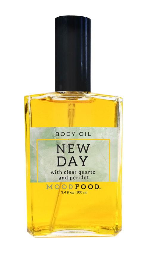 New Day Crystal Body Oil