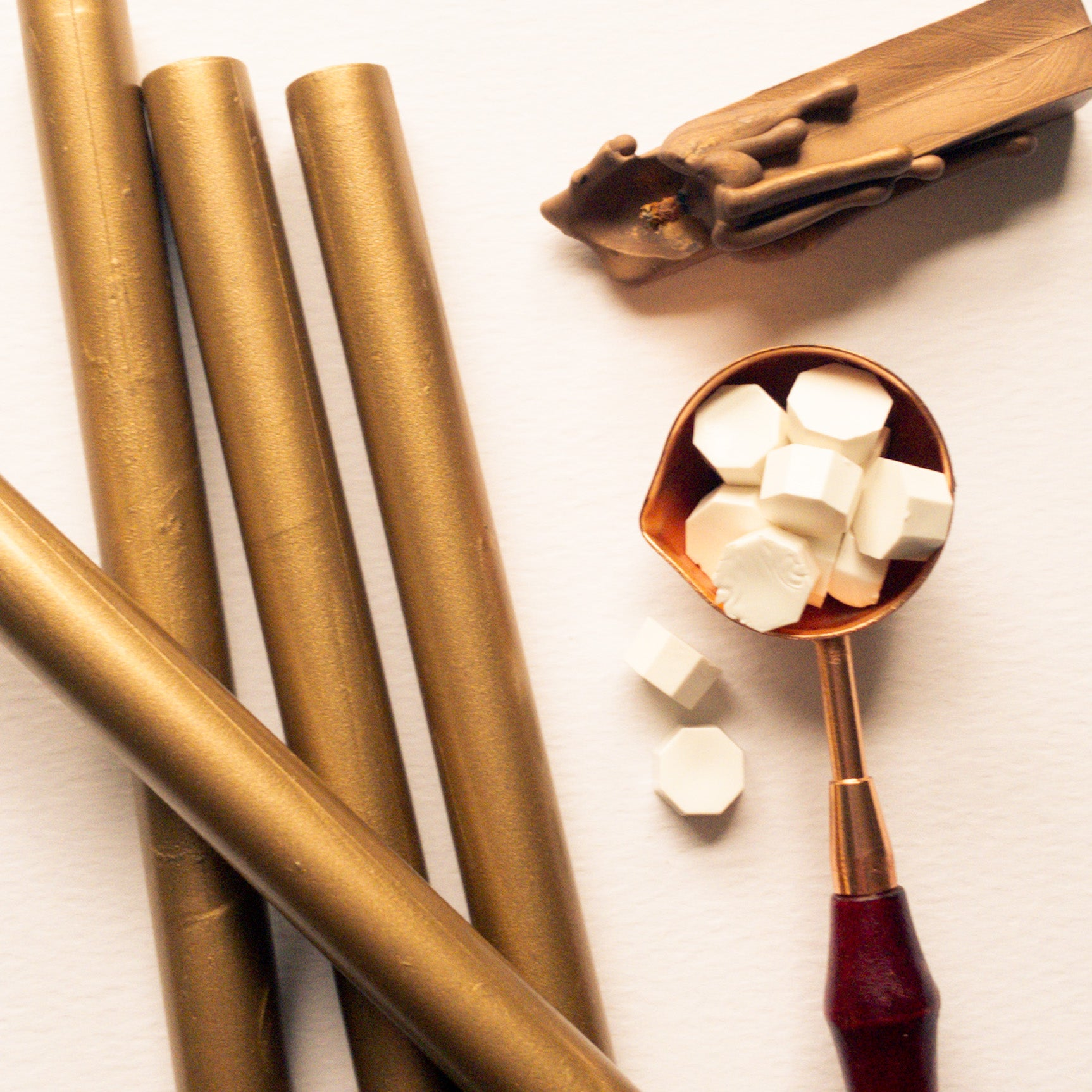Wicks, Sticks and Beads - A Stationer's Comparison