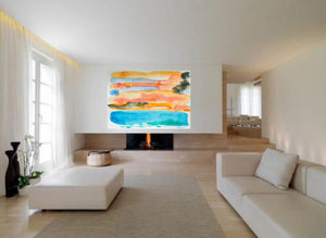 If it was your home which painting would you choose?