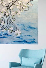 Blossoms painting by Stephanie Fuller