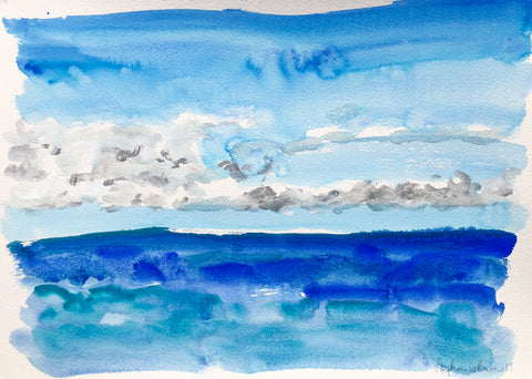 Best Seascape Painting By Stephanie Fuller