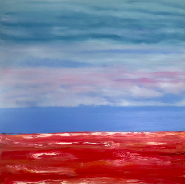 Morning Light Oil Painting By Stephanie Burns
