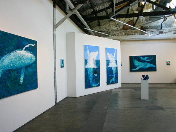 Stephanie Fuller Sydney Exhibition