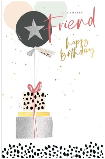 Friend Birthday Card 3