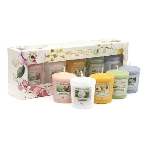 Yankee Candle 5 Votive Gift Set - lovearomameadowhall