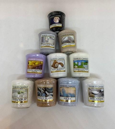 Yankee Candle Votive Bundle Offer Fresh - lovearomameadowhall