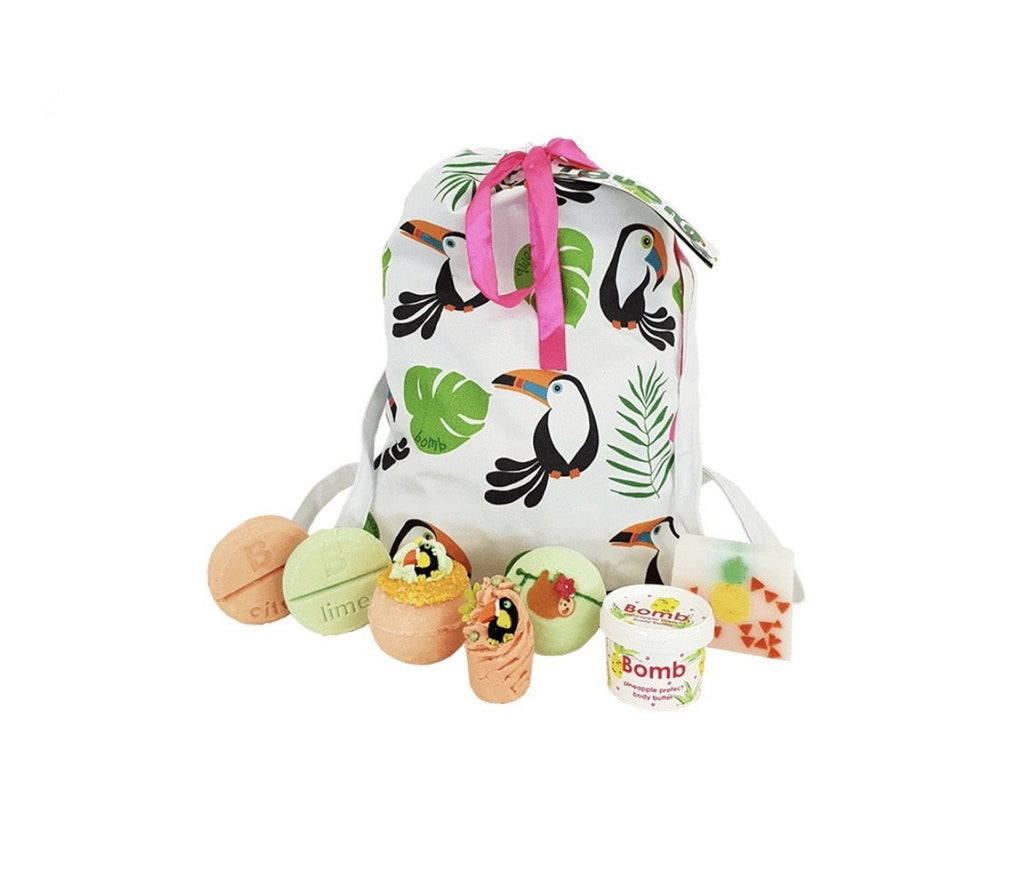 Bomb Cosmetics Toucan Play at that Game - lovearomameadowhall