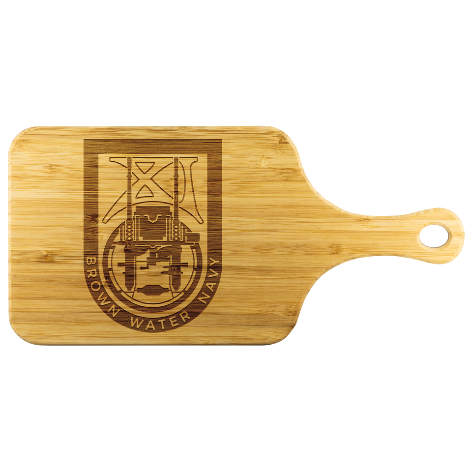 SBU 11 v3 Bamboo Cutting Board