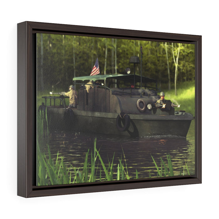 PBR Premium Gallery Wrap Canvas 16x12