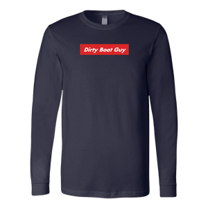 Dirty Boat Guy Long Sleeve