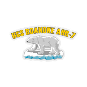 "Roanoke ""Bear"" Sticker"