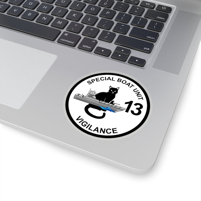 SBU 13 Sticker (Color)
