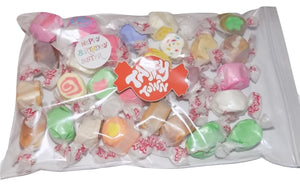 "Assorted salt water taffy ""Happy birthday sister"" 200g bag"