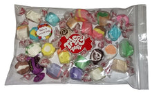 "Load image into Gallery viewer, Assorted salt water taffy ""Have a sweet day"" 200g bag"