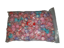 Load image into Gallery viewer, Assorted berries & cream salt water taffy 1kg bag