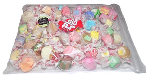 "Assorted salt water taffy ""Happy birthday"" 500g bag"
