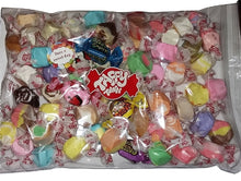 "Load image into Gallery viewer, Assorted salt water taffy ""Have a sweet day"" 500g bag"