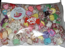 "Load image into Gallery viewer, Assorted salt water taffy ""Thank you"" 500g bag"