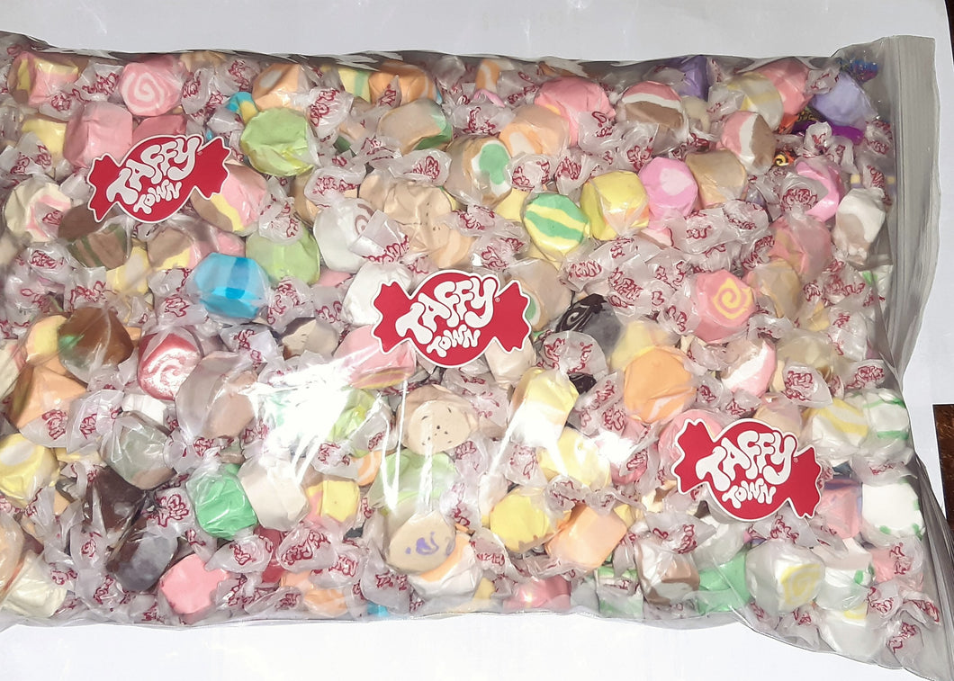 Assorted salt water taffy 5lb bag