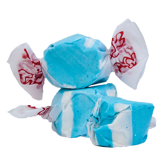 Blueberry salt water taffy 500g bag